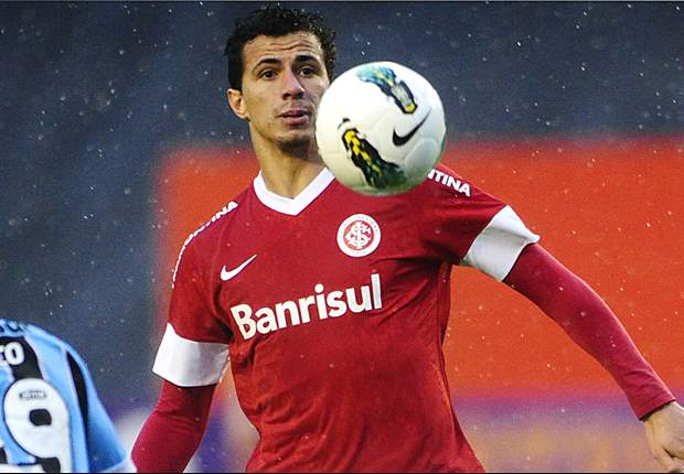 Tottenham target Damiao 'likely to leave Internacional', admits club director