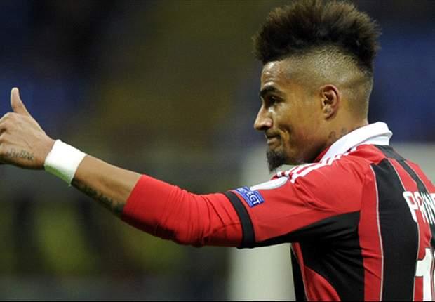 Milan-Parma, le formazioni ufficiali: Allegri sceglie Boateng per l'attacco, Donadoni risponde col tridente