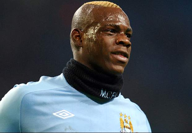 Manchester City Siap Lepas Mario Balotelli Seharga €30 Juta