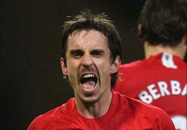 """Neville: """"Cristiano Ronaldo es un 'matón'"""""""