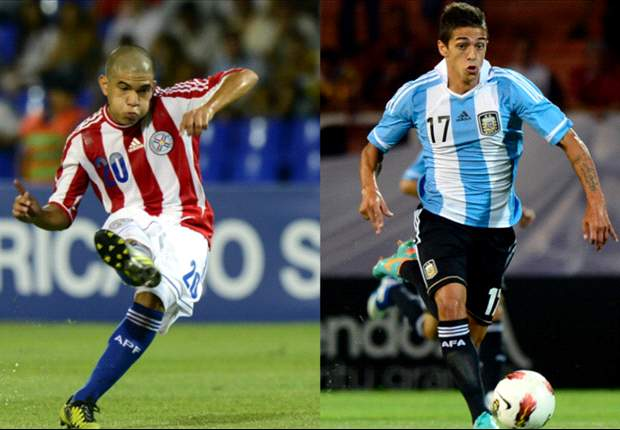 EN VIVO: Argentina - Paraguay