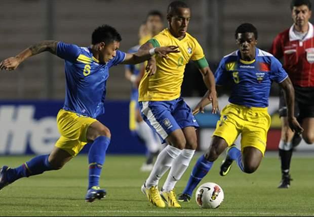 Brasil 1 x 1 Equador: Seleção estreia com amargo empate no Sul-Americano Sub-20