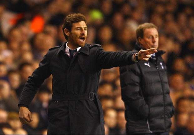 Tottenham boss Villas-Boas targets unbeaten run-in