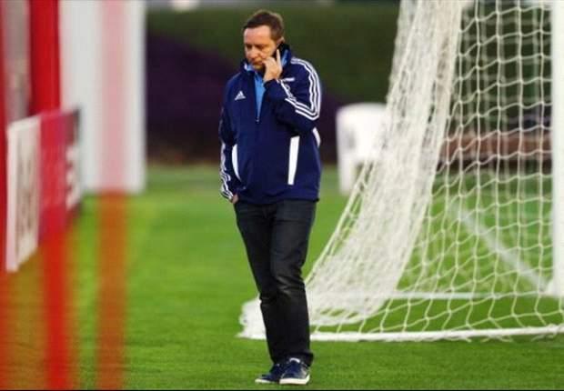 Schalke não tem medo do Galatasaray, afirma o gerente do clube