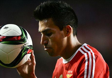 RUMOURS: Man Utd target £35m Gaitan