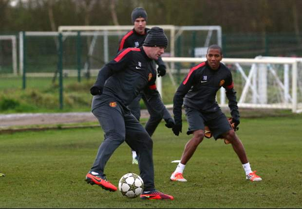 Rooney maakt rentree tegen West Ham