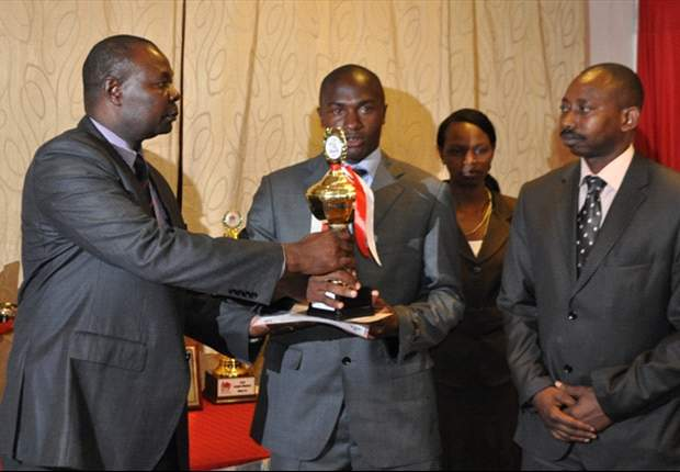 Ulinzi Stars name midfielder Stephen Ocholla as best players of the 2012 season