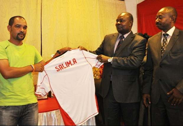 Ulinzi Stars coach Salim Ali: Our guns are charged and ready for 2013 campaign