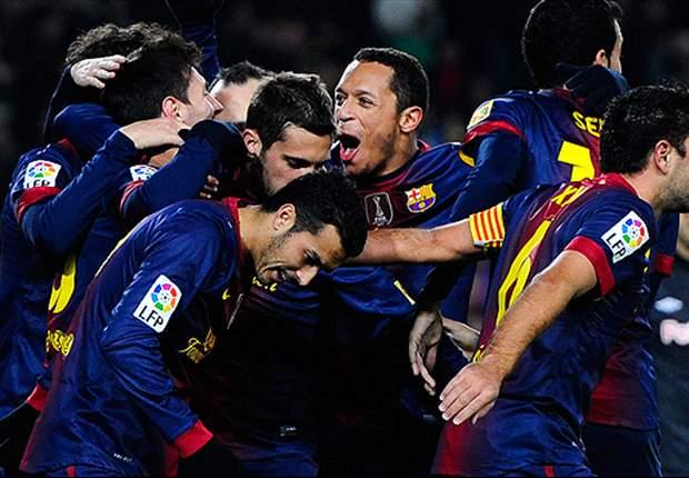Málaga - Barcelona: La mejor defensa vs la mejor delantera