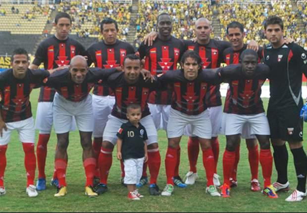"""Rey: """"Podemos meternos en octavos de Copa Libertadores"""""""