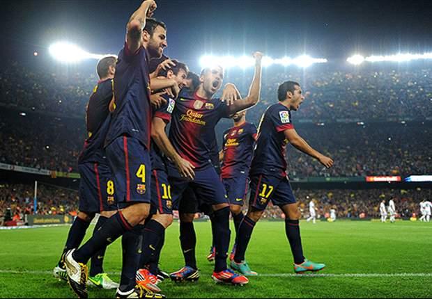 El Barça a un paso de la historia ante el Málaga