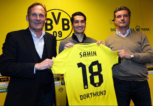 Sahin pleased with experience of playing with Gerrard at Liverpool