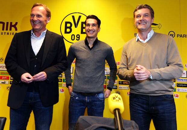 Pay cut made Sahin's return possible, says BVB's Zorc