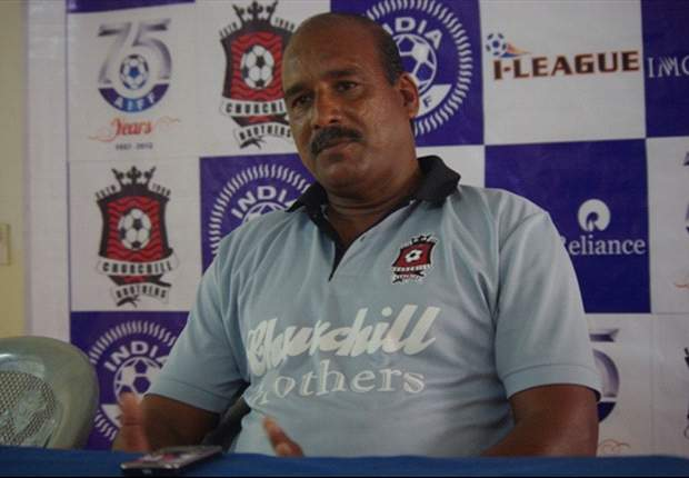 Mariano Dias: Our target is to improve in the I-League