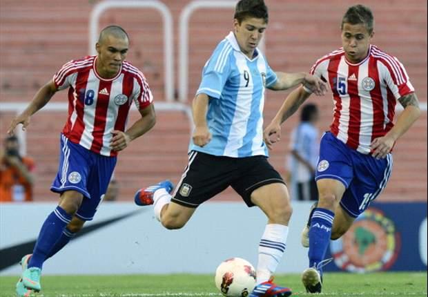 Olympique de Lyon, tras los pasos del Sub-20 paraguayo Jorge Rojas