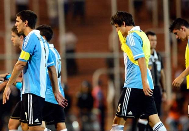 Paraguai vence a Bolívia e Argentina é eliminada do Sub-20