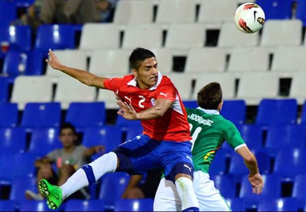 Chile busca ratificar el alza frente a Uruguay