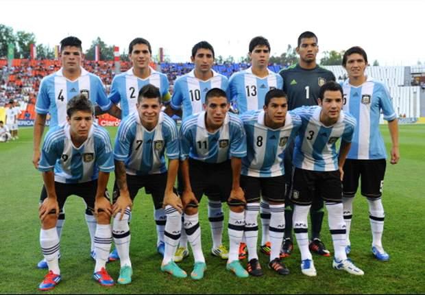 La selección que cayó ante Paraguay / Getty