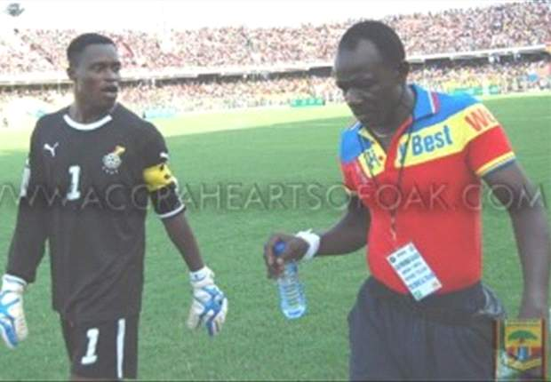 Hearts of Oak acquire services of new goalkeeper's trainer and team manager