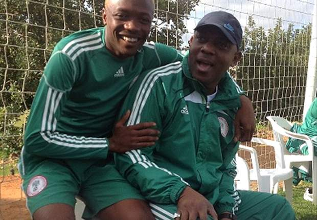 Ahmed Musa ready to set South Africa alight with his pace and colourful hair