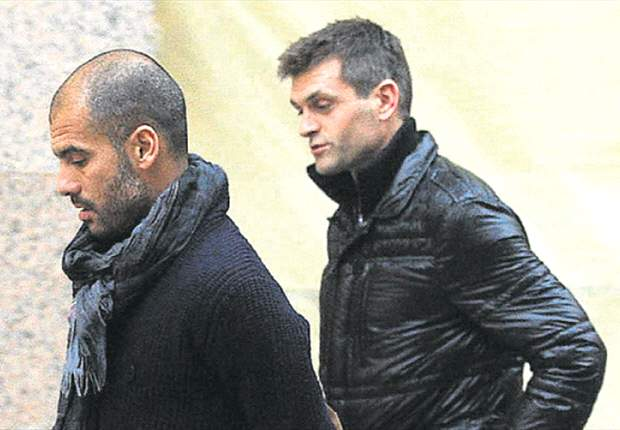Vilanova: I would lose in any comparison with Guardiola