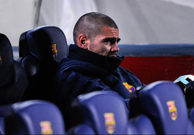 Victor Valdes is expected to announce his departure on Friday