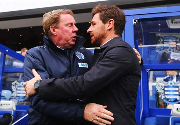 QPR 0-0 Tottenham: Spurs stalemate sees Redknapp's men stay bottom