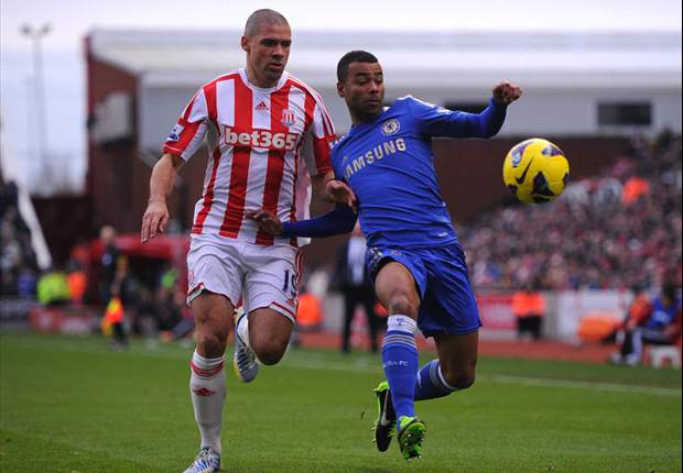 'You have to try and remain level headed at all times' - Stoke City striker Jonathan Walters