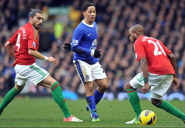 Pienaar hopeful Everton can 'refuel' during break