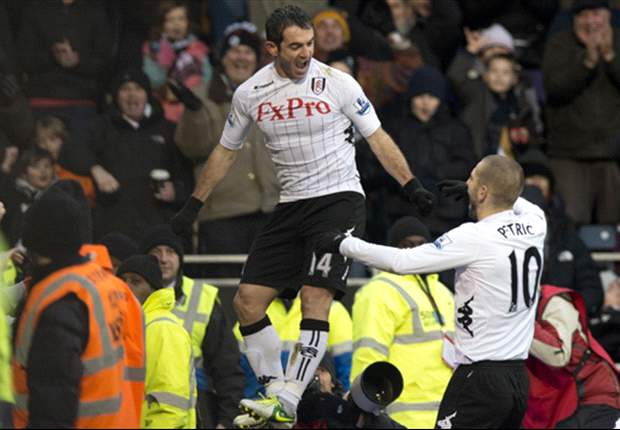 Karagounis to leave Fulham at the end of the season, reveals agent