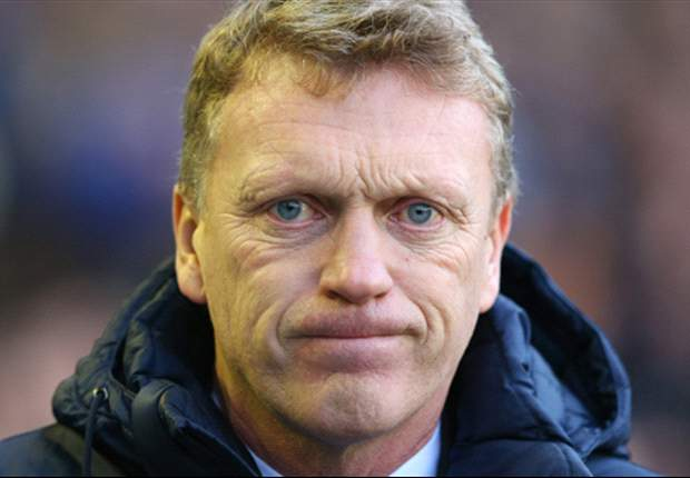 Everton boss Moyes reiterates frustration with lack of funds