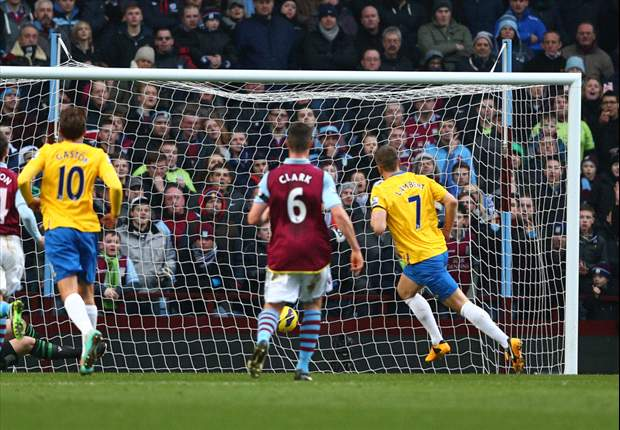 Aston Villa 0-1 Southampton: Saints dump Lambert's strugglers into bottom three