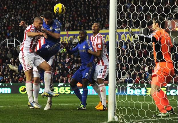 Stoke City 0-4 Chelsea: Hazard stunner wraps up dominant Blues win