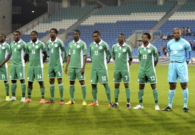 Super Eagles prepare for Date with Destiny