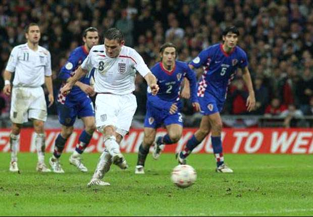 Lampard Warns England Of Ukraine's Shevchenko Threat