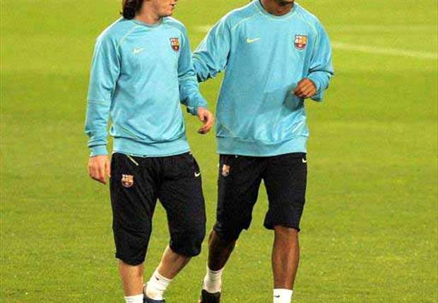Messi: I learned a lot from Ronaldinho