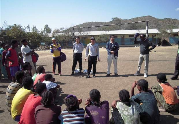 Seeds of Hope Part 3: In Lalibera's children, inspiration for Japanese coaches