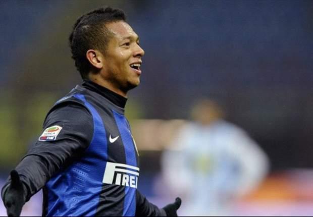 Guarín se reportó con gol en Italia