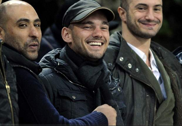 Galatasaray einigt sich mit Wesley Sneijder