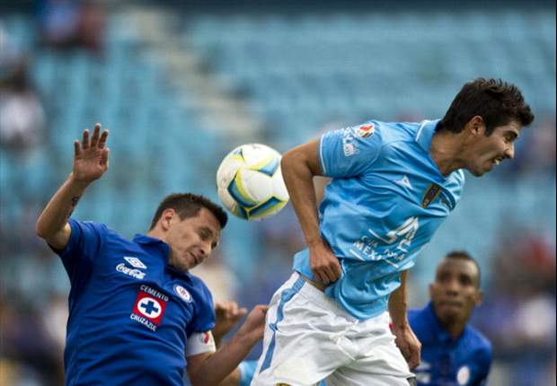 Liga MX: Cruz Azul 2-1 San Luis: Dos golazos de Giménez salvan a Cruz Azul