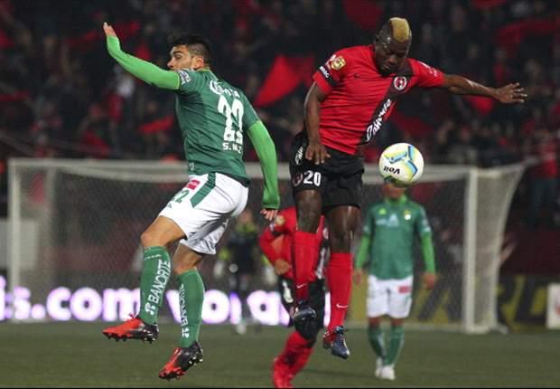 Liga MX: Xolos 1-0 León, Tijuana sigue con paso de campeón