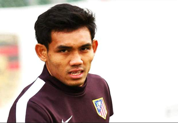 Prasit Dangda: Teerasil is enjoying his time at Atletico Madrid