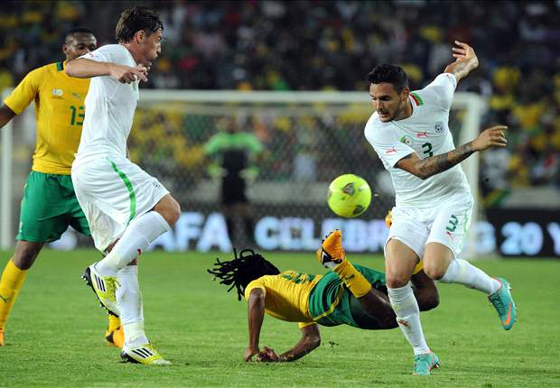 Ndlanya: Bafana needs to improve their team chemistry