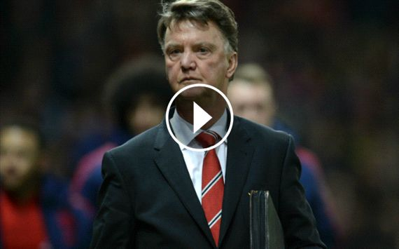 Why it's time to give Van Gaal a break