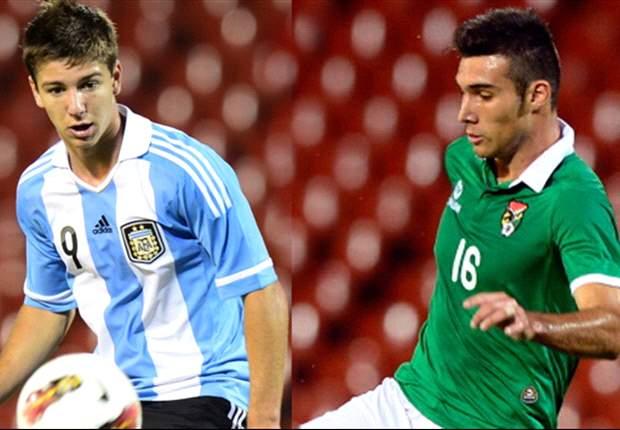 EN VIVO: Argentina - Bolivia
