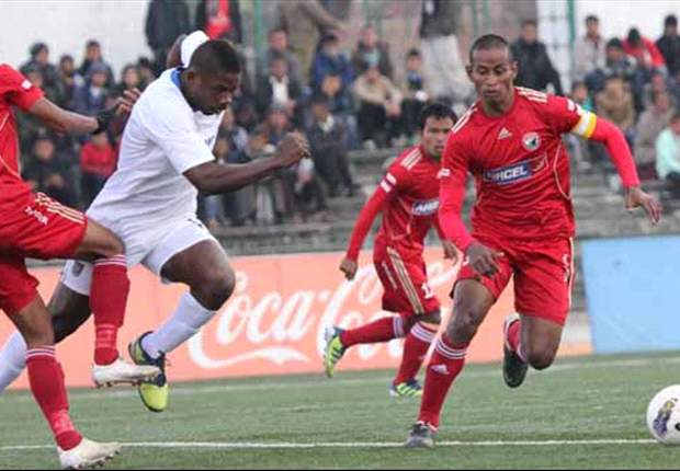 Shillong Lajong 0-0 Dempo SC - Armando Colaco's side fall further behind in the title race