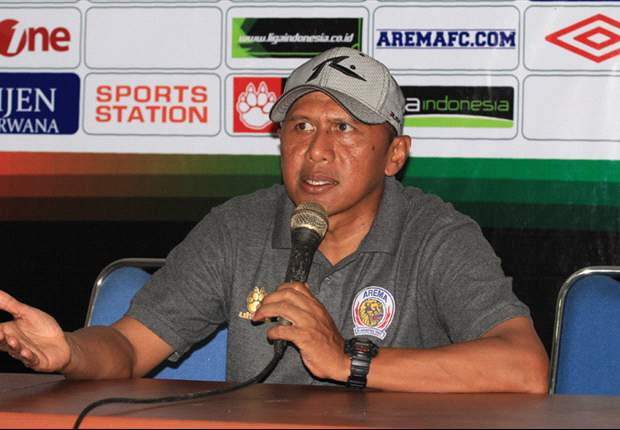 Rahmad Darmawan: Arema Indonesia Penuhi Target