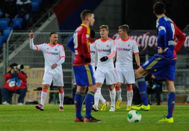 """Bayern-Coach Jupp Heynckes: """"Zeigen wieder alles, was uns stark gemacht hat"""""""