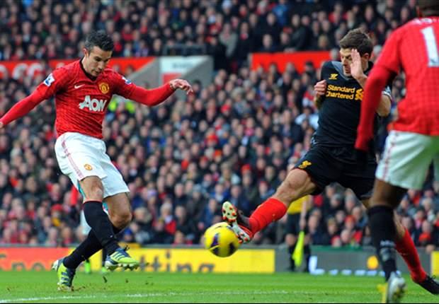 Manchester United se lleva el derbi ante el Liverpool