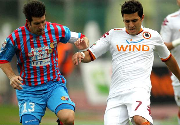 Catania Kehilangan Mariano Izco Beberapa Pekan